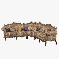max modenese gastone sofa 12401