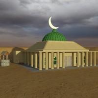 simple mosque max