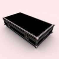 flight case 3d model