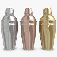 Cocktail Shaker 2 (3 Colors)