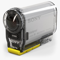 maya sony hdr-as100v case