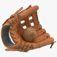 maya baseball glove ball