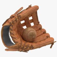 maya baseball glove ball