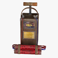 Detonator and Dynamite