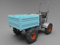 Mini Dump Truck Vehicle