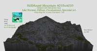 Terrain HeightMap HillMount