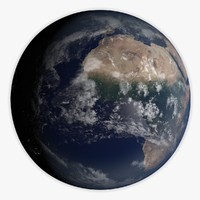 c4d planet earth 32k