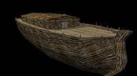 3d model noah s ark