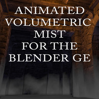 Blender GE Volumetric Mist / Fog / Smoke