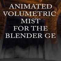 Blender GE Volumetric Mist / Fog / Smoke