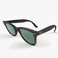 sunglasses 2 3d max