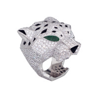 cartier ring 3d 3ds