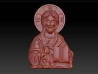3d obj holy pendant