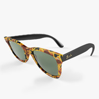 sunglasses 3 3d model