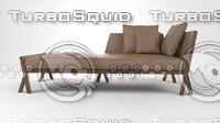 3d divan model