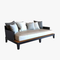 christian liaigre sofa for holly hunt opium
