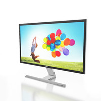 3d monitor samsung u28d590d