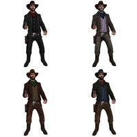 max pack rigged cowboy hat