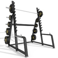 Squat Rack Station Power