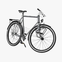 3d touring bicycle