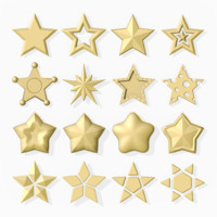 16 stars 3ds