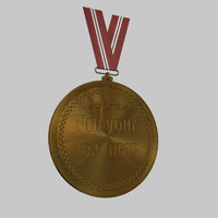 max medal text