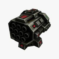 3d launcher