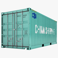 max cargo container