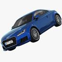 Audi TT 3D models