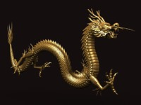 3ds max chinese dragon