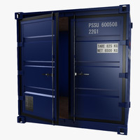 8 ft storage container