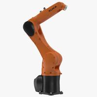 3d kuka robot kr 6