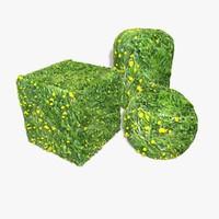 Dandelion Weeds Seamless