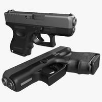 subcompact generic pistol max