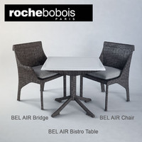 max bel air chair table