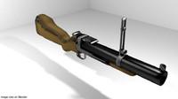 Grenade Launcher Standalone M79