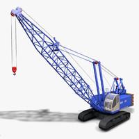 maya crawler crane rdk-36