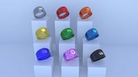lantern rings blend