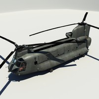 3ds max chinook ch
