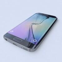Samsung Galaxy S6 edge Black Sapphire