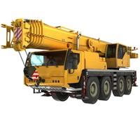 crane construction 3d max