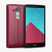 lg g4 dual leather 3d model