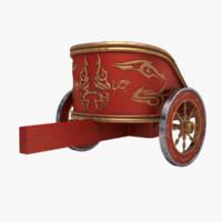 Roman chariot