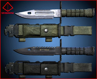 M9 Bayonet Knife Pack