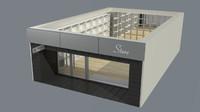 3d store v5 model