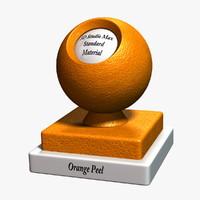 Orange Peel Standard Material
