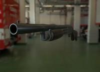 ithaca shotgun obj
