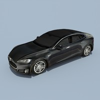 Tesla Model S Obsidian Black
