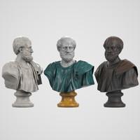 Aristoteles Bust