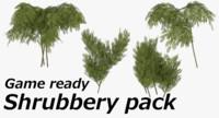 ready shrub 3ds